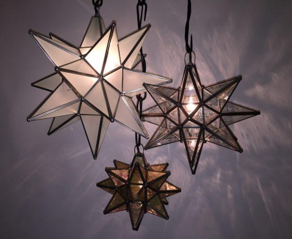 Moravian Star Cluster