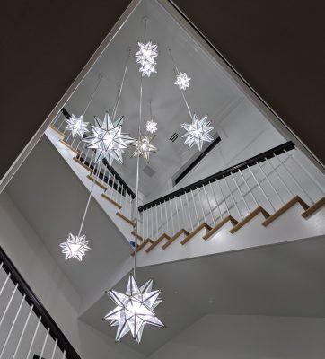 Moravian Star Pendant Lights