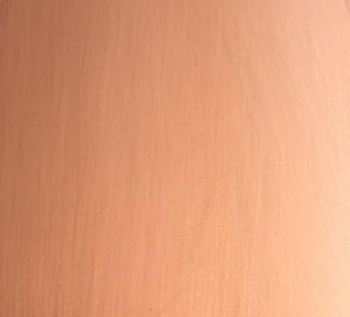 Golden Copper finish
